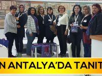 Trabzon Antalya'da Tanıtılıyor
