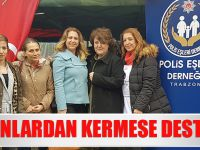 CHP, Akçaabatlı Kadınlardan Kermese Destek