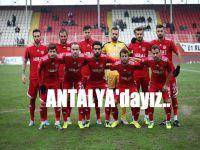 İkinci Devre Hazırlıkları Antalya Kemer'de.