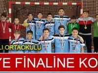Akçaabat Kavaklı Ortaokulu Türkiye Finaline Koşuyor!