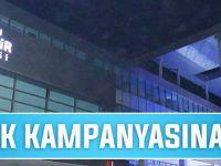 Büyükşehir'den Mavi Işık Kampanyasına Destek