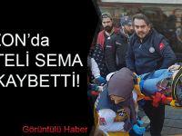 Trabzon'da Üniversiteli Sema Hayatını Kaybetti