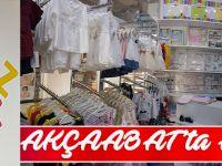 Haylaz Çocuk Bebek Mağazası Akçaabat'ta Açıldı