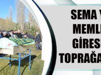 Trabzon'da Freni Boşalan Kamyonetin Altında Kalarak Hayatını Kaybeden Sema Yönev Toprağa Verildi