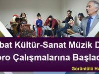 Akçaabat Kültür - Sanat Ve Müzik Derneği Kuruldu