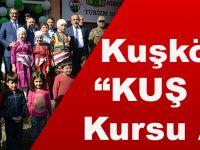 Kuşköy'de 'Kuş Dili' Kursu Açıldı