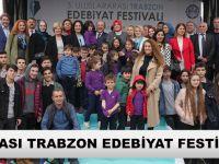 3. Uluslararası Trabzon Edebiyat Festivali başladı