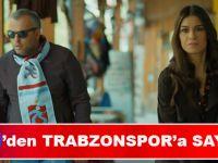 Aşk Ve Mavi'den Trabzonspor'a Saygı Duruşu