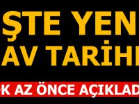 YÖK: YKS Sınav Tarihi Belirlendi!