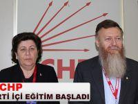 CHP Trabzon'da Parti İçi Eğitim Başladı