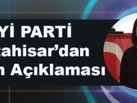 İyi Parti Ortahisar İlçe Başkanı Duygu KELEŞ AYDIN Basın Açıklaması Yayımladı