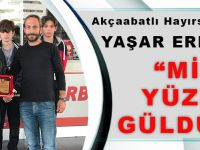 "Akçaabatlı Hayırsever İş Adamı Yaşar Erbaşaran""Minik Yüzleri Güldürdü"""