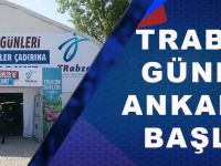 Trabzon Günleri Ankara'da Başladı