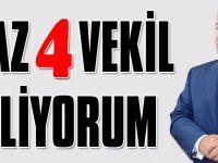 """CHP Trabzon Milletvekili Haluk Pekşen """"Dört Milletvekili Çıkaracağız"""""""