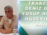 3 fidan Deniz Gezmiş, Yusuf Aslan ve Hüseyin İnan Trabzon'da Anıldı.
