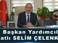 SGK Başkan Yardımcılığına Selim Çelenk Atandı