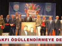Anadolu Vakfı Projesi Olan Okulları Ödüllendirmeye Devam Ediyor