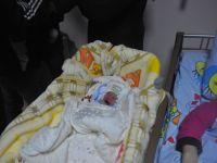 """Trabzon'da Yılın İlk Bebeği """"Duhan"""" Bebek"""