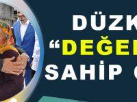 """Düzköy """"DEĞER""""ine Sahip Çıktı!"""