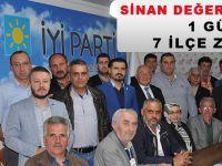İyi Parti Trabzon Milletvekili Aday Adayı Sinan Değer'den Bir Günde Rekor Ziyaret..