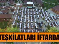 AK Parti Teşkilatları İftarda Buluştu