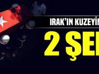 Irak'ın Kuzeyinde Çatışma: 2 Şehit, 2 Yaralı
