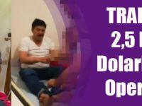 Trabzon'da 2,5 Milyon Dolarlık Fidye Operasyonu