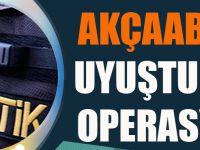 Akçaabat'ta Uyuşturucu Operasyonu: 8 Kişi Yakalandı