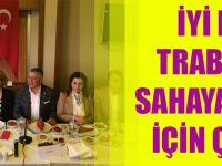"""""""İYİ Parti Trabzon'da Sahaya 3 Puan İçin Çıkıyor"""""""
