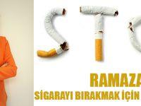 Ramazan Ayı, Sigara Bağımlılığından Kurtulmak İçin Fırsat