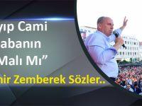 İnce'den Erdoğan'a: 'Ayıp Ayıp Cami Senin Babanın Tapulu Malı Mı'?