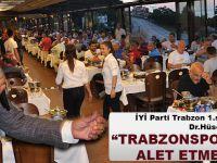 """Hüseyin Örs """"Trabzonspor'u Siyasete Alet Etmeyeceğim"""""""