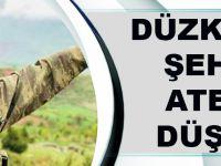 Düzköylü Jandarma Uzman Çavuş Bahattin Baştan Şehit Oldu