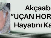 'Akçaabatlı Uçan Horoncu' Lakabı İle Tanınan Şenol Şentürk Hayatını Kaybetti.