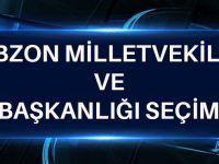 Trabzon Milletvekilleri Ve Cumhurbaşkanlığı Seçim Sonucu