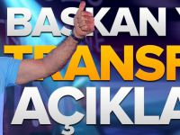 Trabzonspor Başkanı Ahmet Ağaoğlu Zargo Toure Transferini Açıkladı.