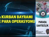 Trabzon'da Kurban Bayramı Öncesi Vatandaşlara Sahte Para Operasyonu.