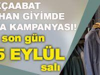 Akçaabat Boğaçhan Giyimde Yaza Veda Kampanyası!
