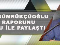 Başkan Gümrükçüoğlu Kaza Raporunu Kamuoyu İle Paylaştı