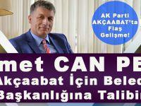 """Ahmet Can Pepe, """"Akçaabat İçin Belediye Başkanı Adaylığına Talibim"""""""