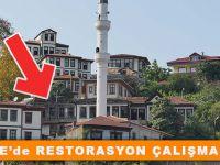 Akçaabat Ortamahallede Restorasyon Çalışmaları Başladı