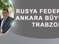 Rusya Federasyonu Ankara Büyükelçisi Trabzon'da