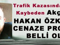 Hakan Özkurt'un Cenaze Programı Belli Oldu!