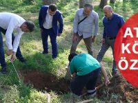 Atatürk Köşkü Ormanı İçin Oluşturulan Komisyon Göreve Başladı