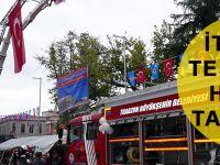 Büyükşehir Belediyesi, İtfaiye Teşkilatını Halka Tanıttı