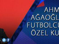 Ahmet Ağaoğlu'ndan Futbolcularına Özel Kutlama