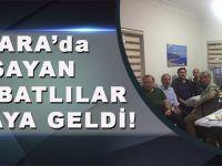 Ankara'da Yaşayan Akçaabatlılar Bir Araya Geldiler!