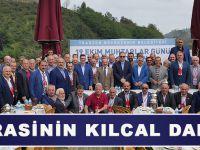 Trabzonlu Muhtarlar Fidan Dikti!
