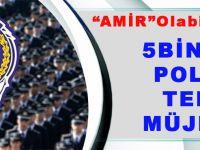 5 Bin 500 Başpolise Terfi İmkânı