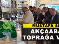 Mustafa Serdar Akçaabat'ta Toprağa Verildi!